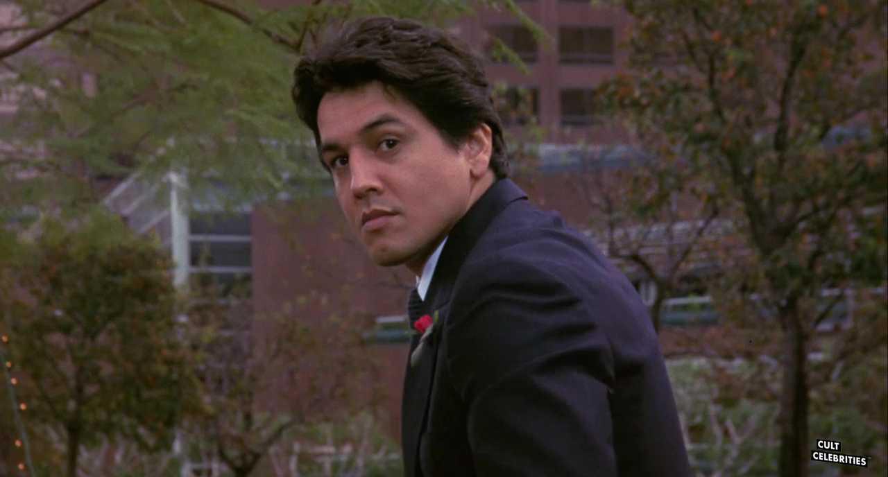 Robert Beltran in Night of the Comet (1984)