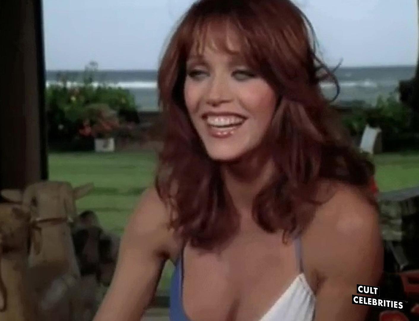 Tanya Roberts on the 5th Season of Charlie's Angels