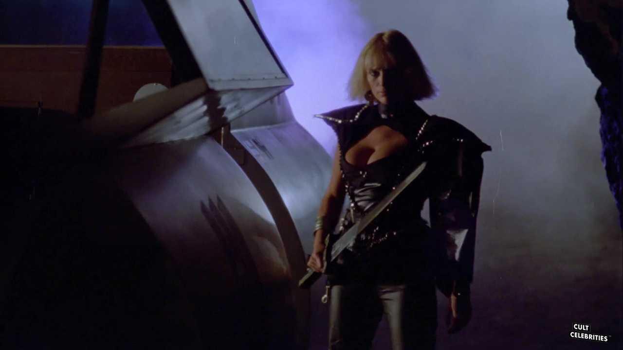 Sybil Danning in The Phantom Empire (1988)