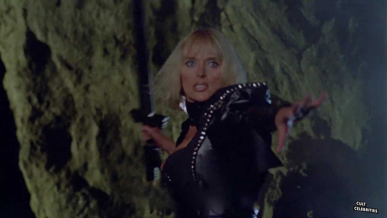 Sybil Danning in The Phantom Empire (1988)