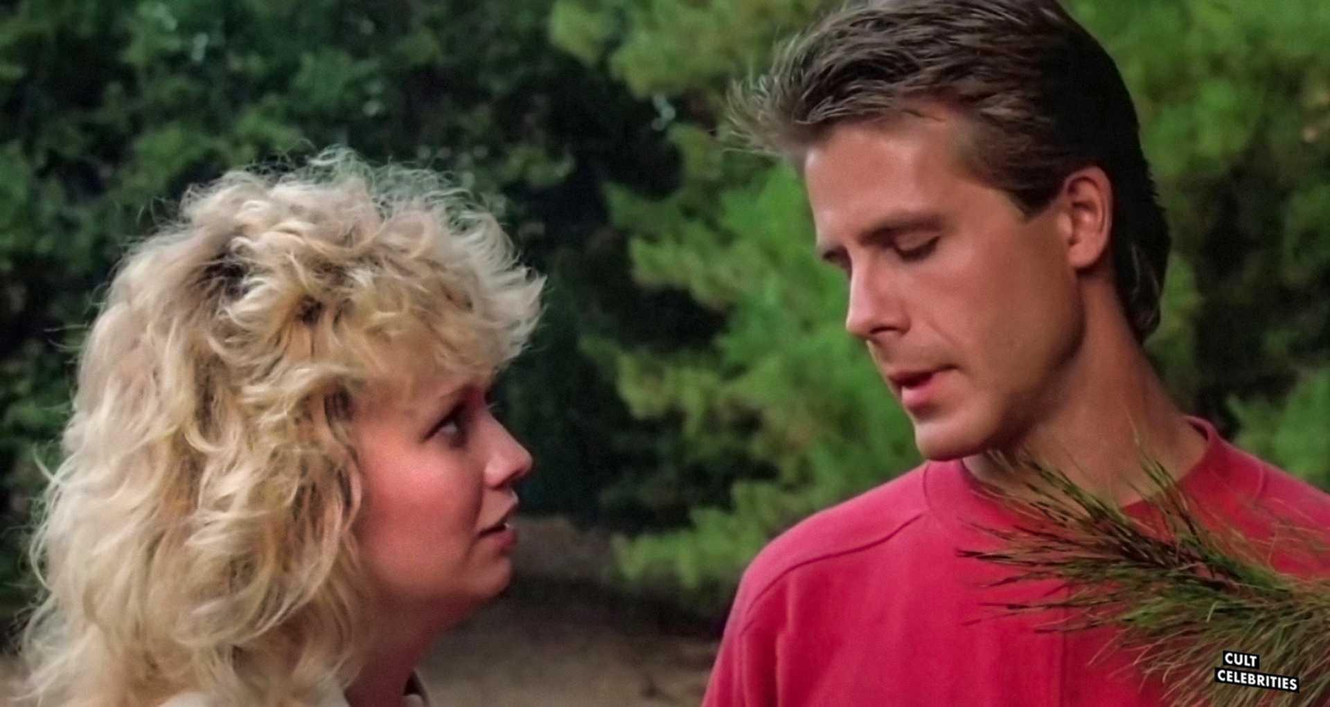 Kelli Maroney in The Zero Boys (1986)
