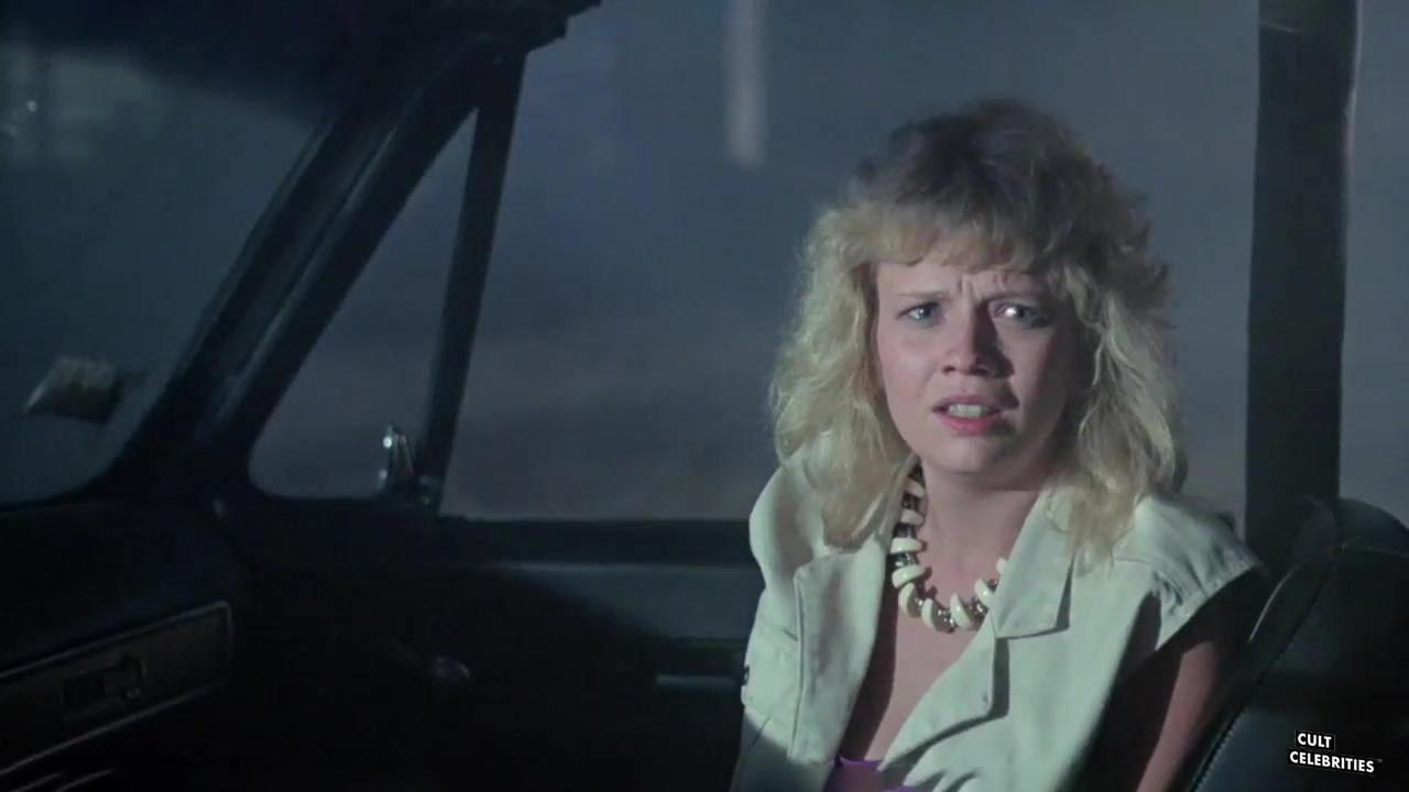 Kelli Maroney in The Zero Boys (1986)