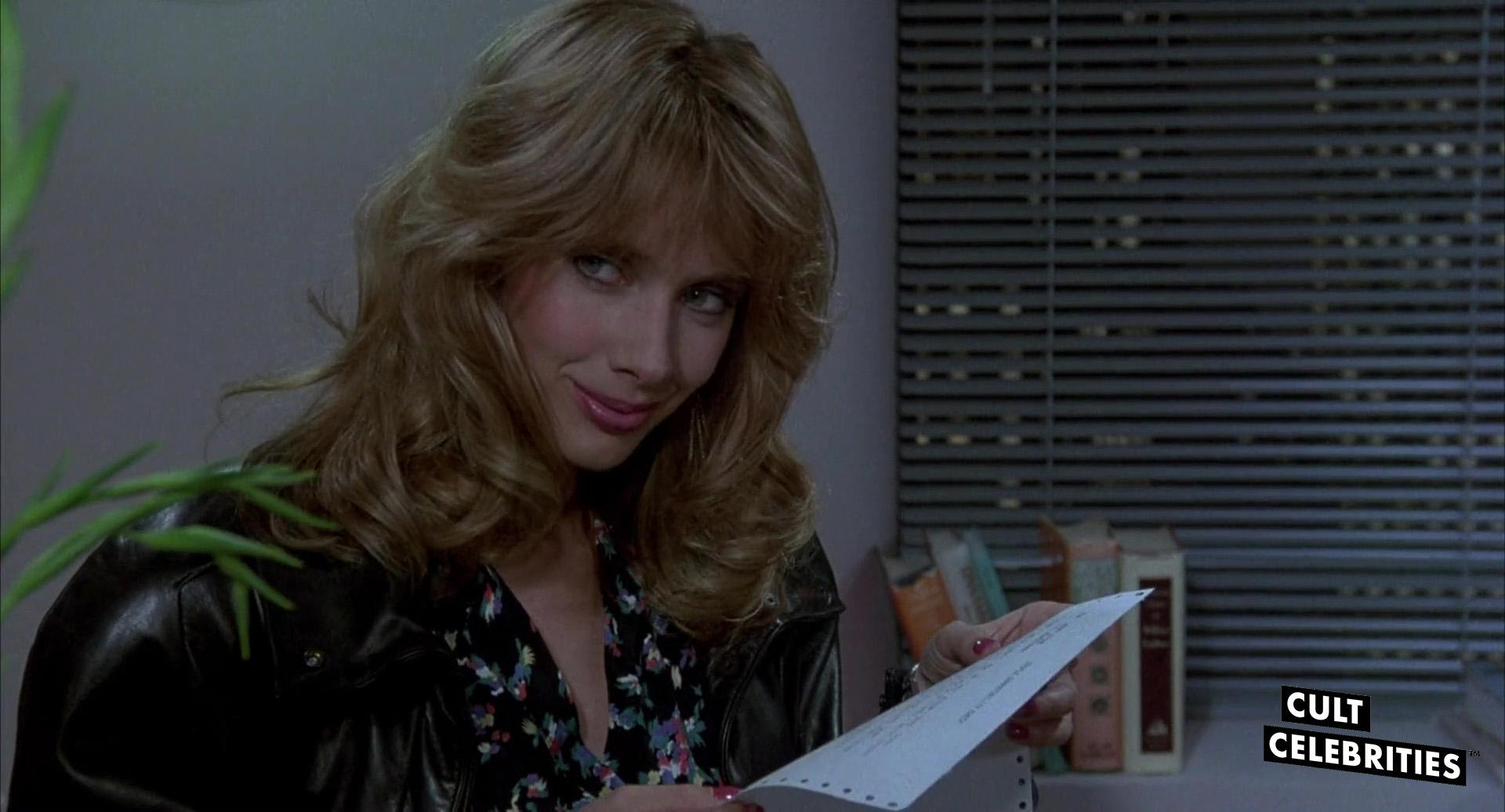Rosanna Arquette in Amazon Women on the Moon (1987)