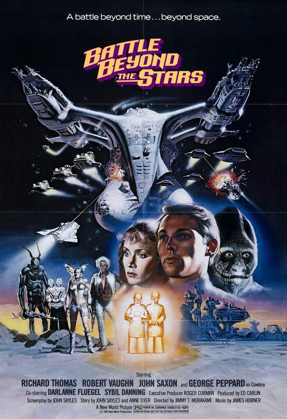 Battle Beyond The Stars (1980) poster