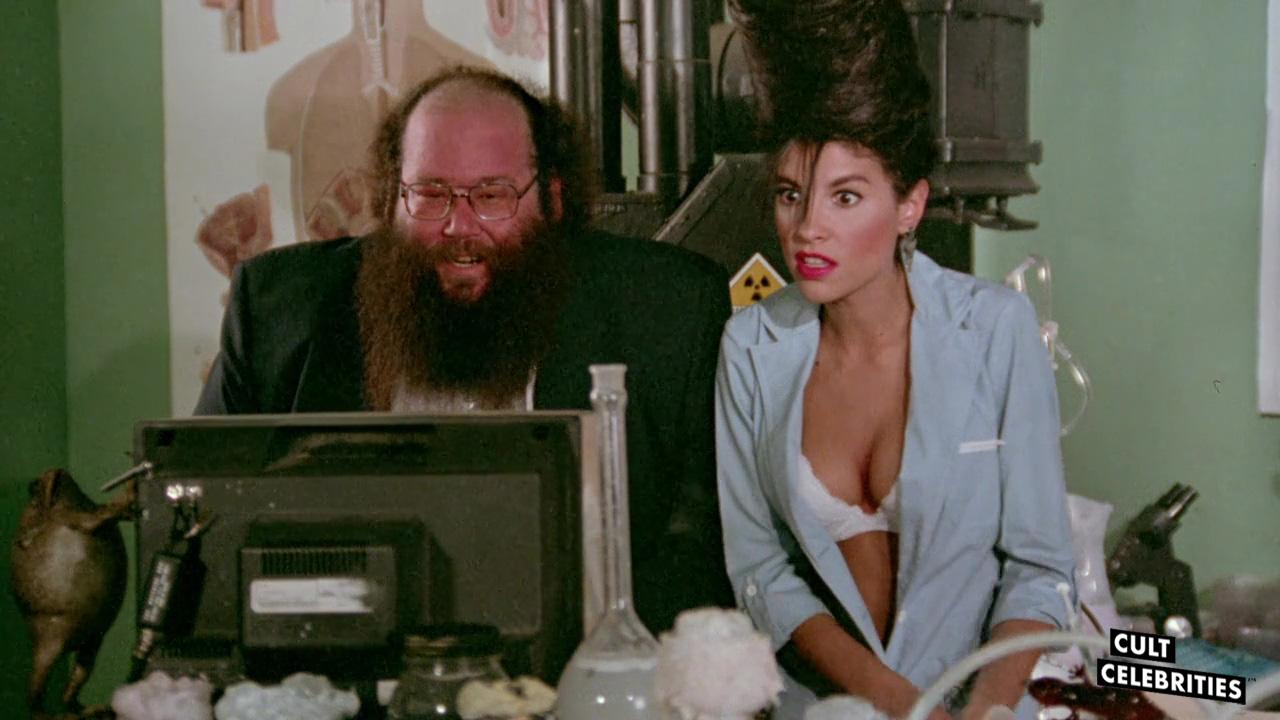 Lisa Gaye in Class of Nuke 'Em High Part II: Subhumanoid Meltdown (1991)