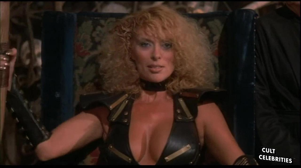 Sybil Danning in Howling II - Your Sister Is a Werewolf (1985)