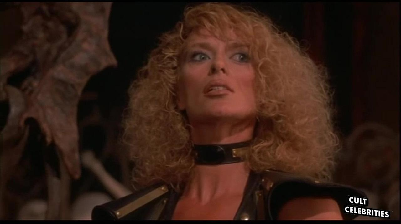 Sybil Danning in Howling II – Your Sister Is a Werewolf (1985)