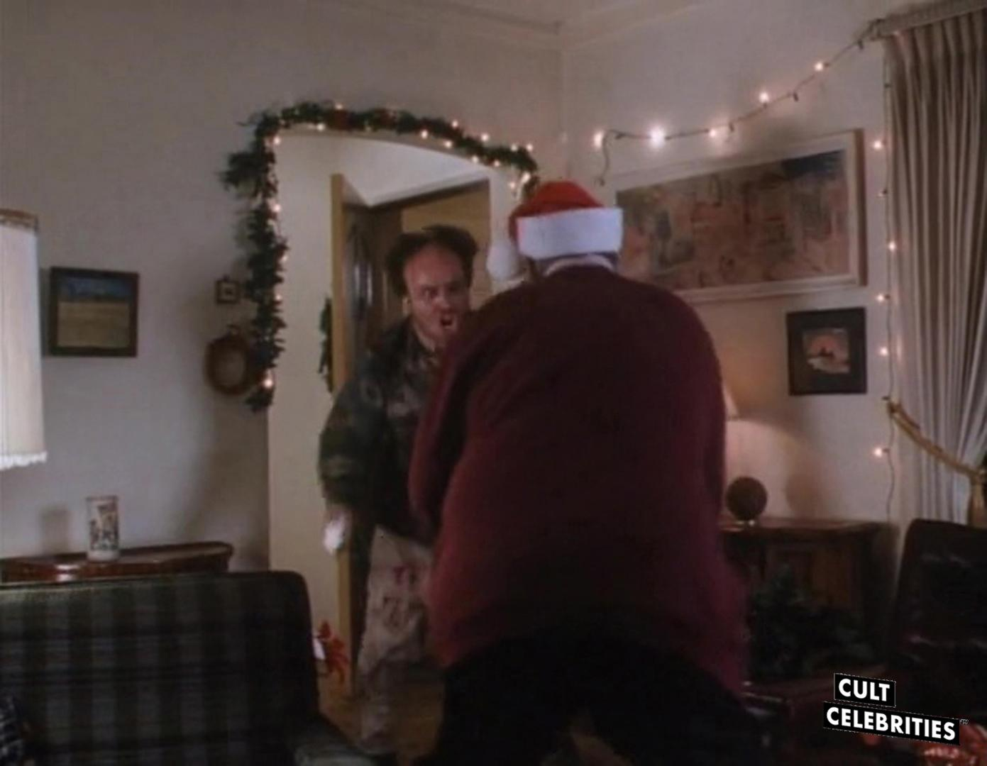 Clint Howard in Initiation: Silent Night Deadly Night 4 (1990)