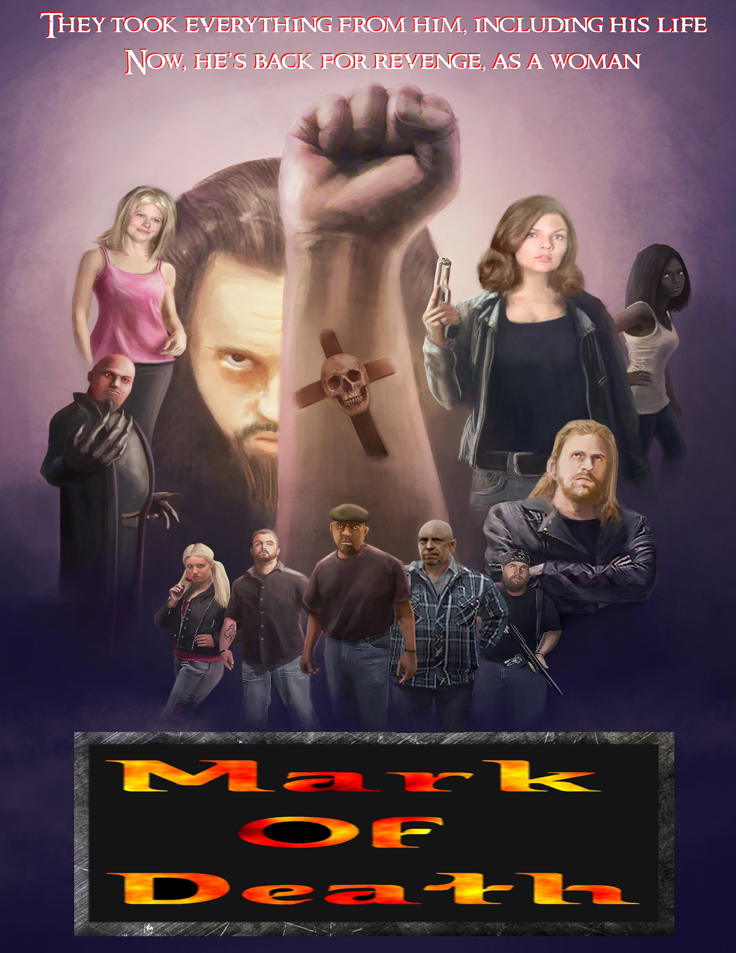 get the Mark of Death Blu-ray on Amazon