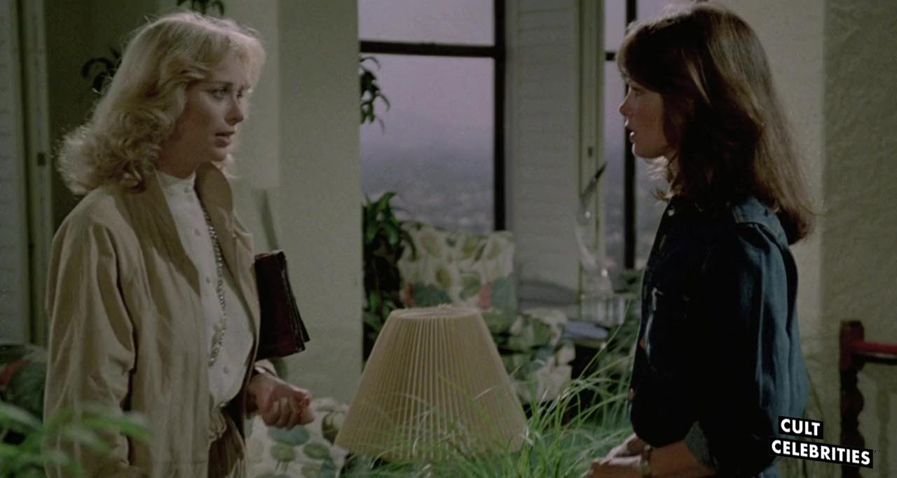 Sybil Danning and Jaclyn Smith in Nightkill (1980)