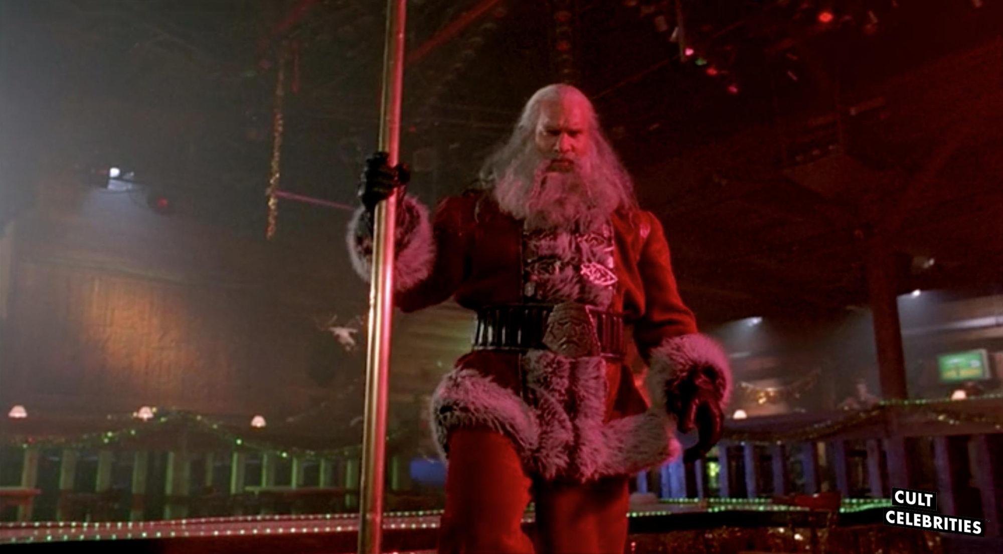 Bill Goldberg in Santa's Slay