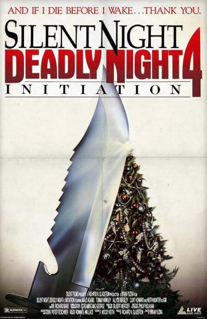 Silent Night Deadly Night 4