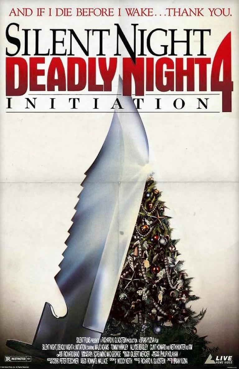 Silent Night Deadly Night 4