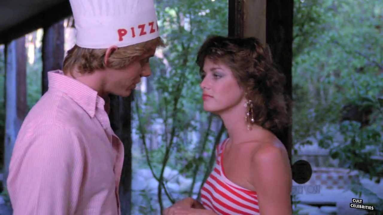 Jeana Keough in The Beach Girls (1982)
