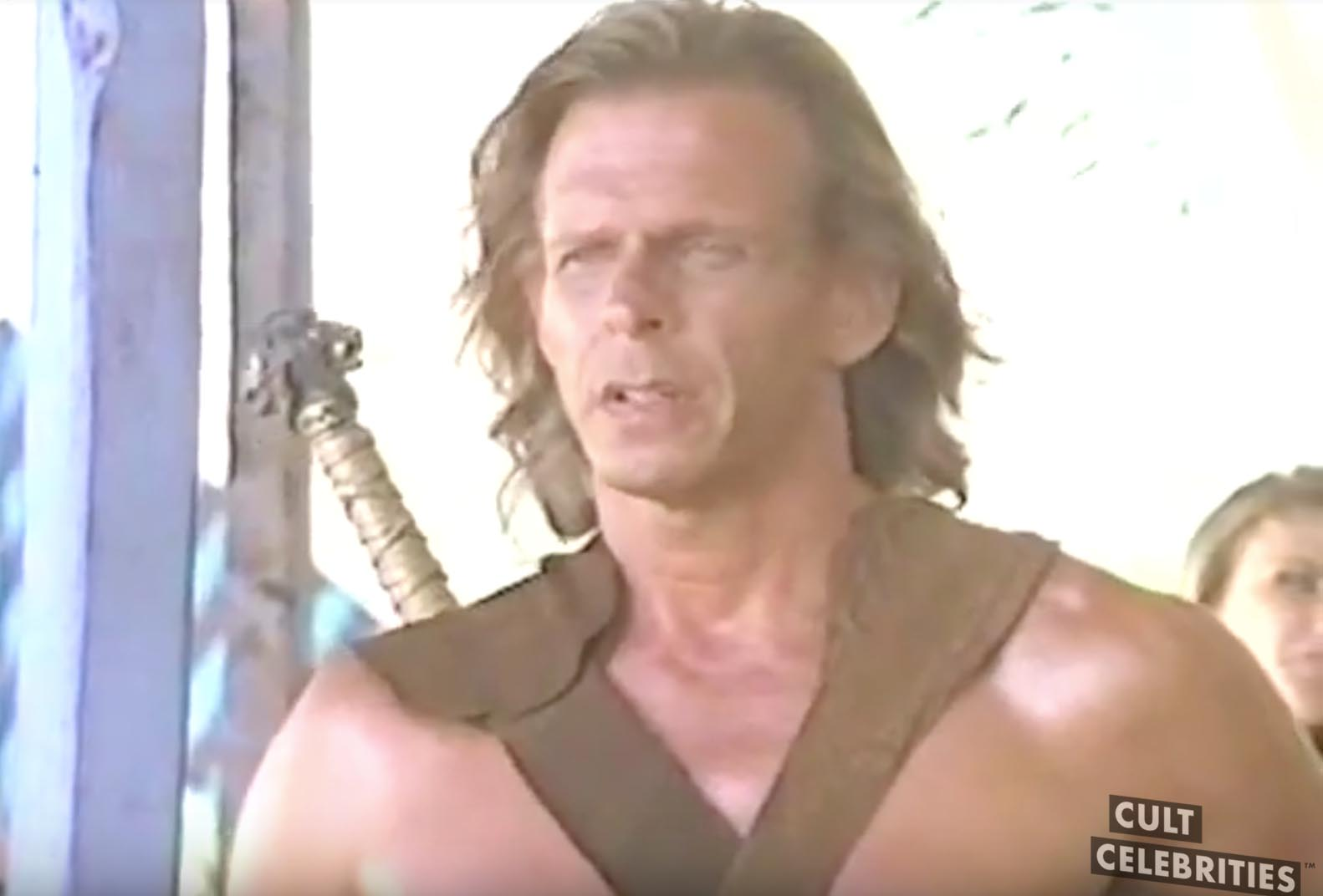 Marc Singer in Beastmaster III: The Eye of Braxus (1996)