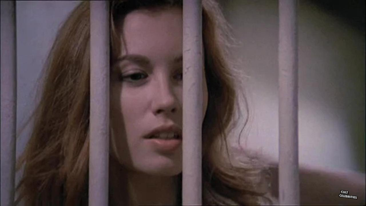 Monique Gabrielle in Chained Heat (1983)