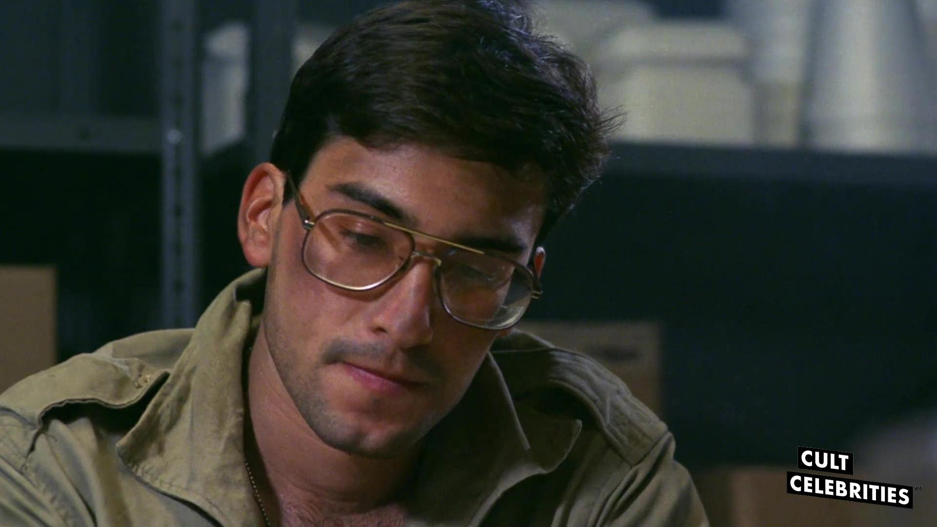 Michael Aranda in Creepozoids (1987)