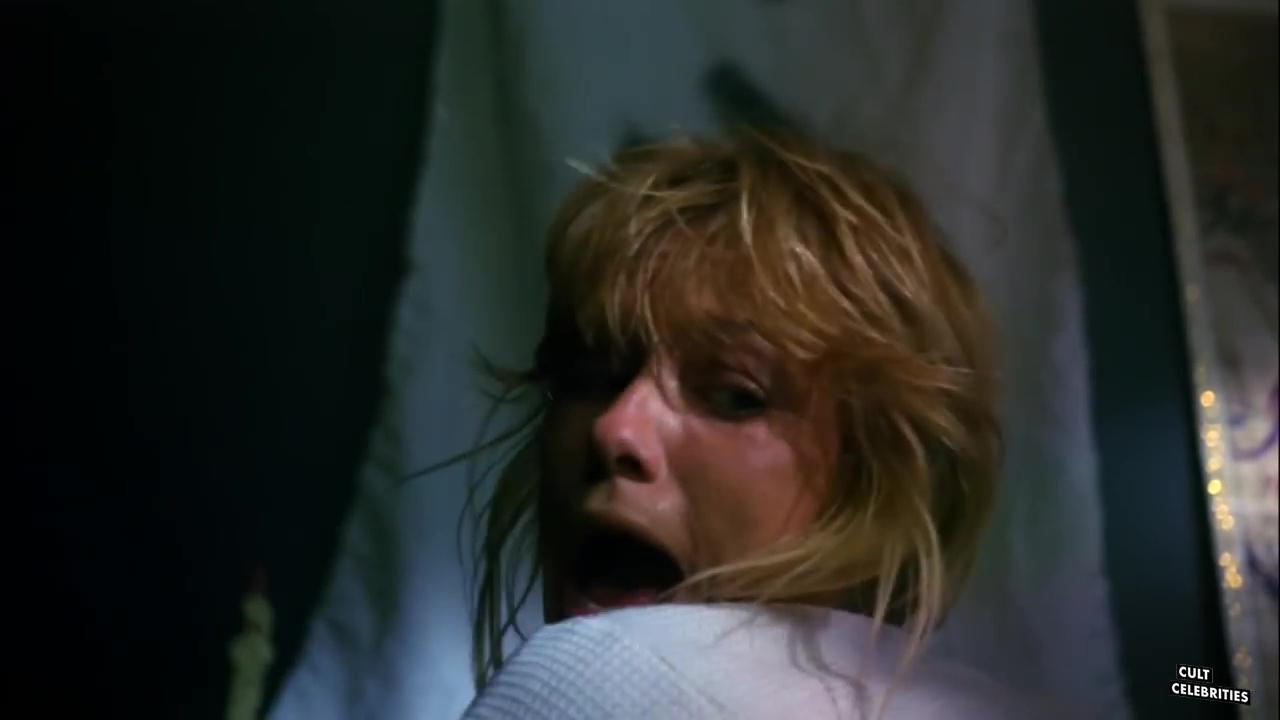Linnea Quigley in Creepozoids (1987)