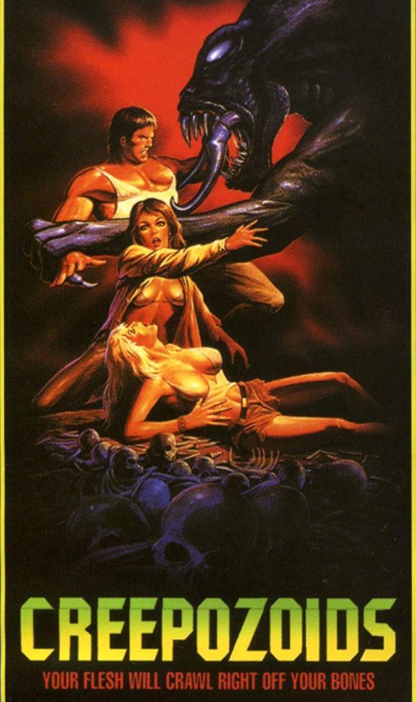 Creepozoids (1987)