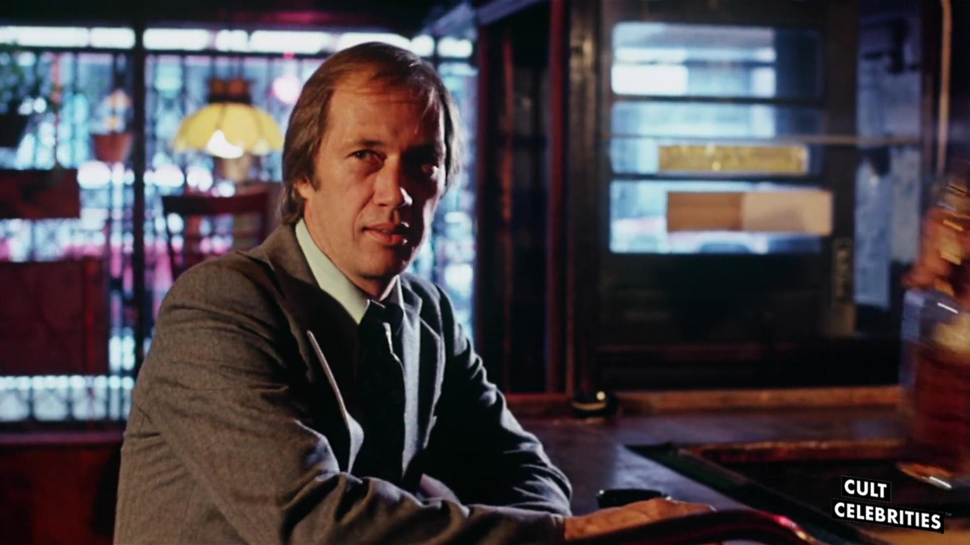 David Carradine in Q