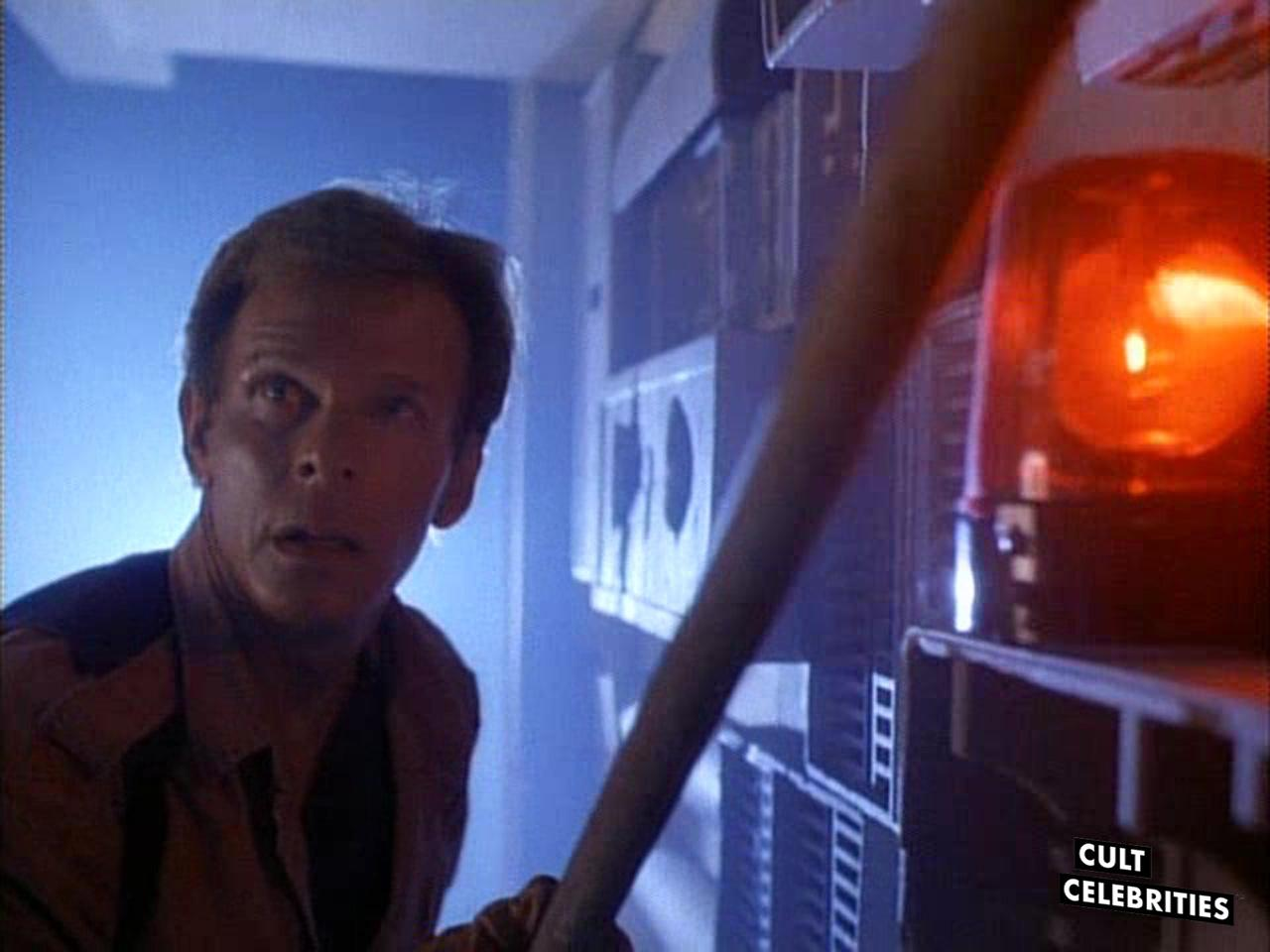 Marc Singer in Dead Space the 1991 Roger Corman movie