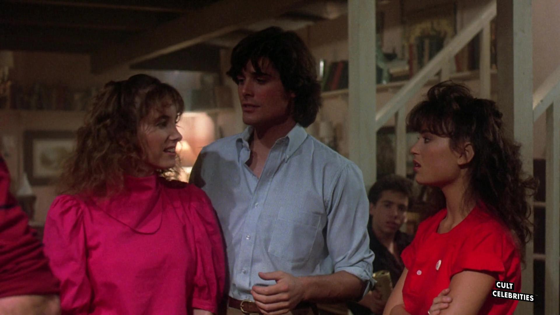 Barbara Howard, Peter Barton and Judie Aronson in Friday the 13th: The Final Chapter (1984)