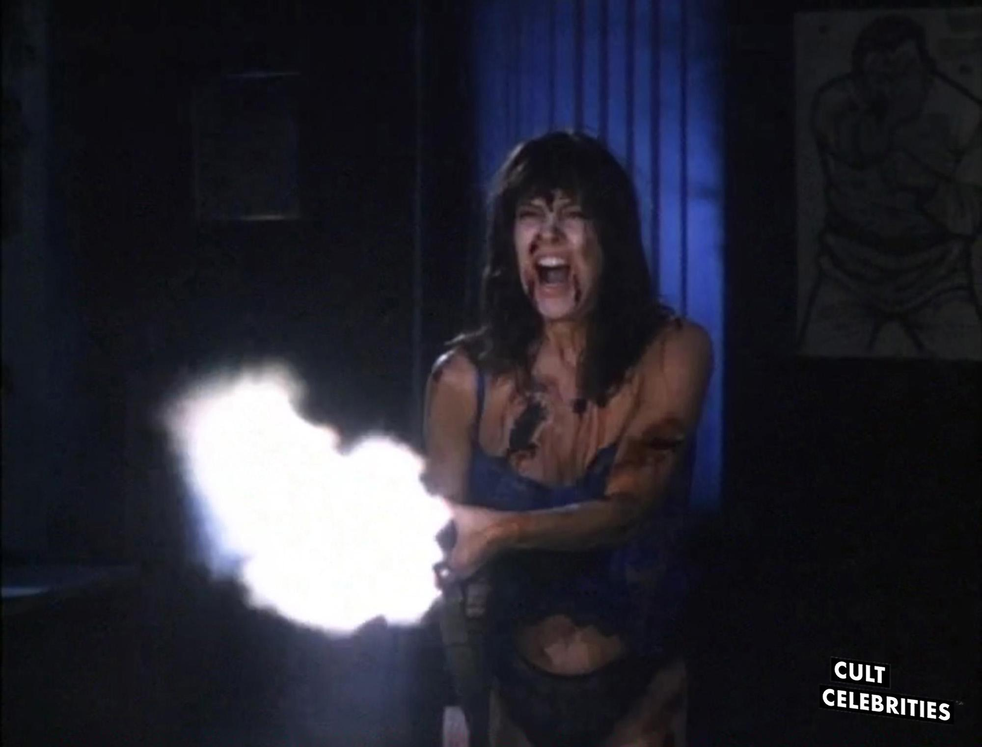 Karen Mayo-Chandler in Hard to Die (1990)