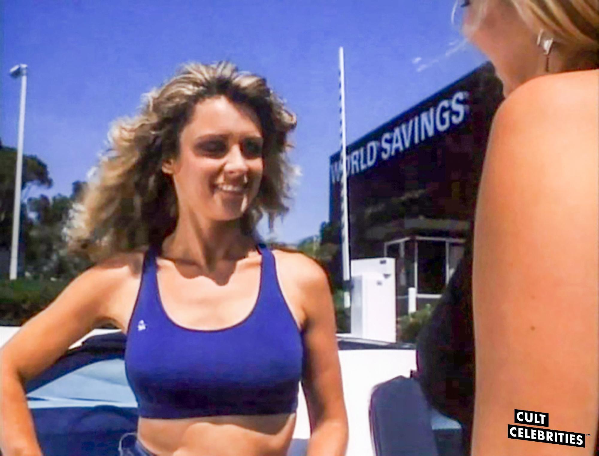 Gail Thackray in Hard to Die (1990)