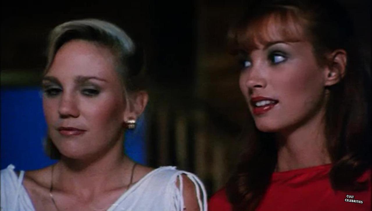 Monique Gabrielle in Hot Moves (1984)