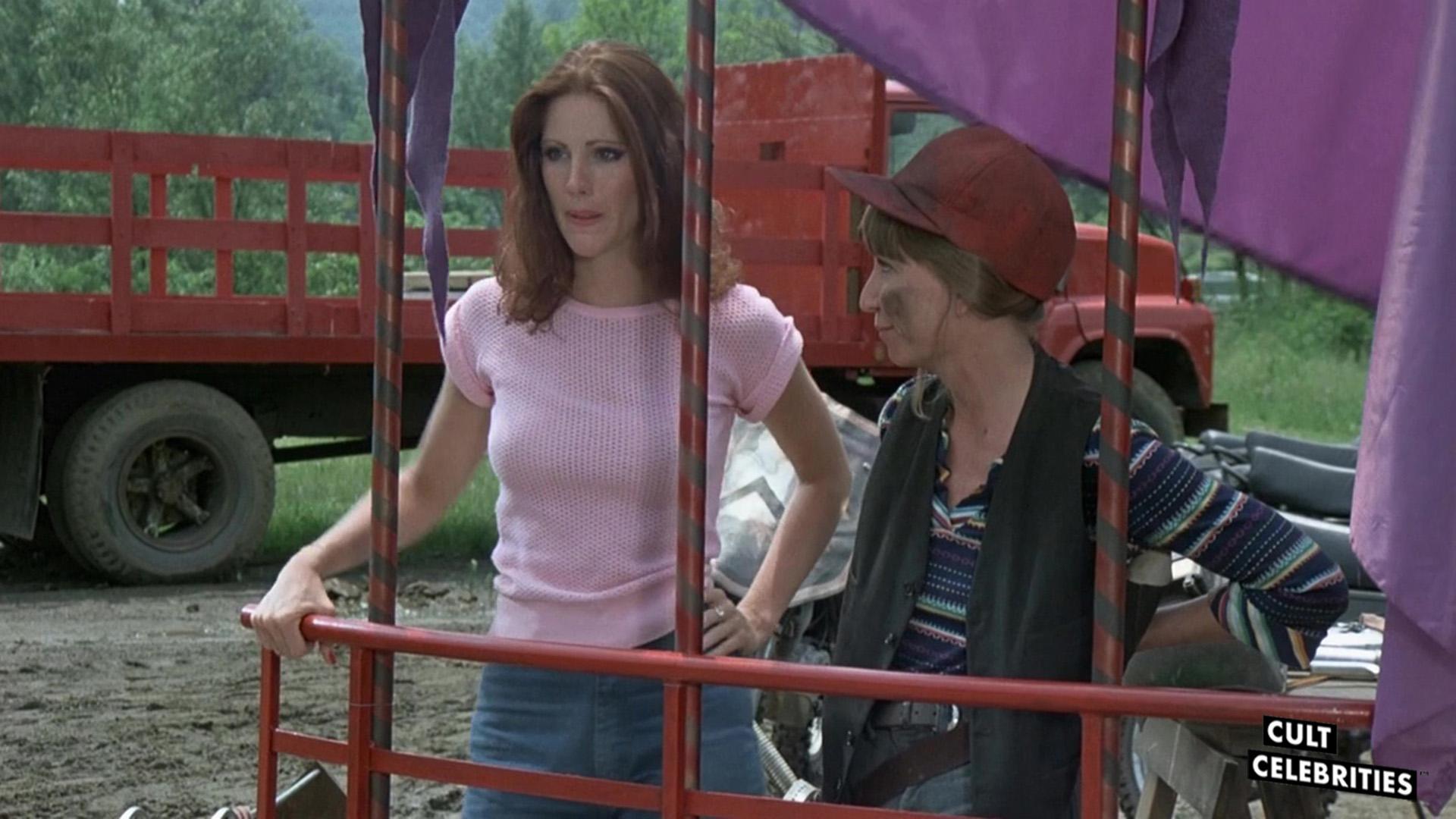 Patricia Tallman in Knightriders (1981)