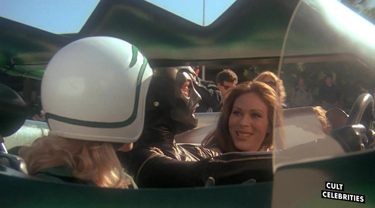 Leslie McRay in Death Race 2000 (1975)