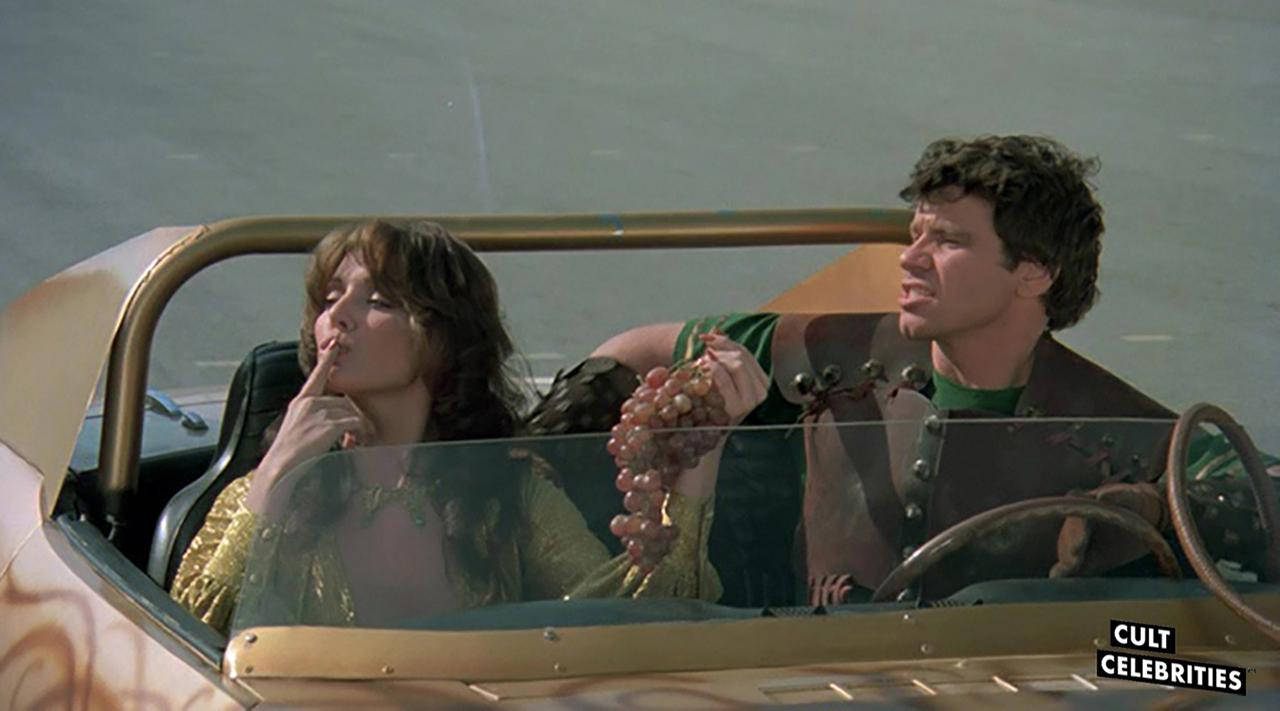 Leslie McRay in Death Race 2000 (1975)