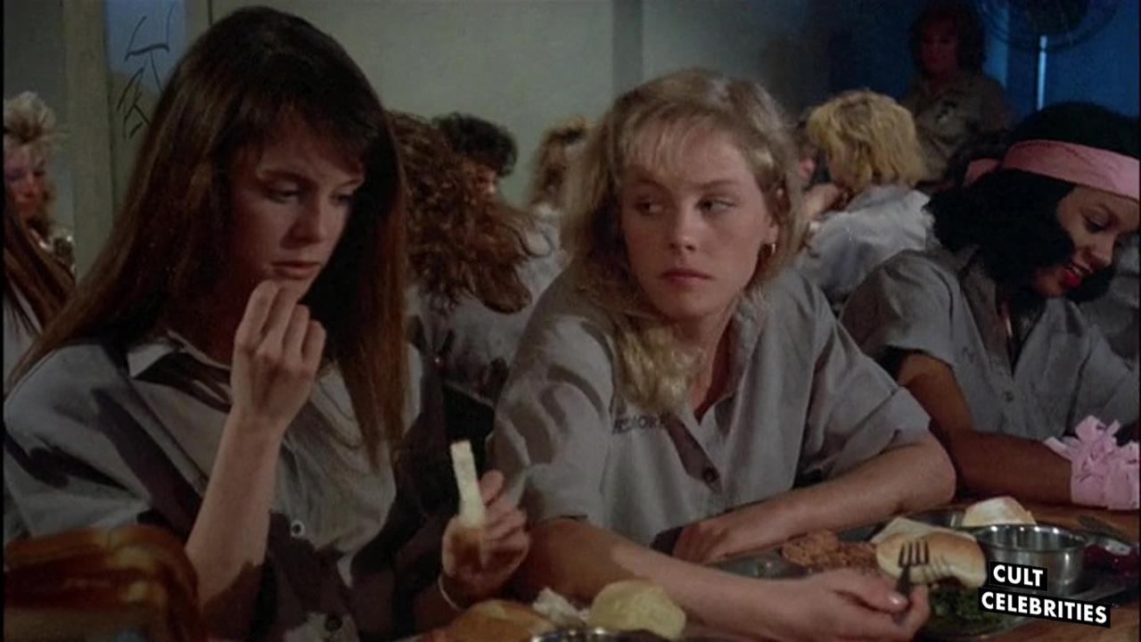 Linda Carol in Reform School Girls (1986)