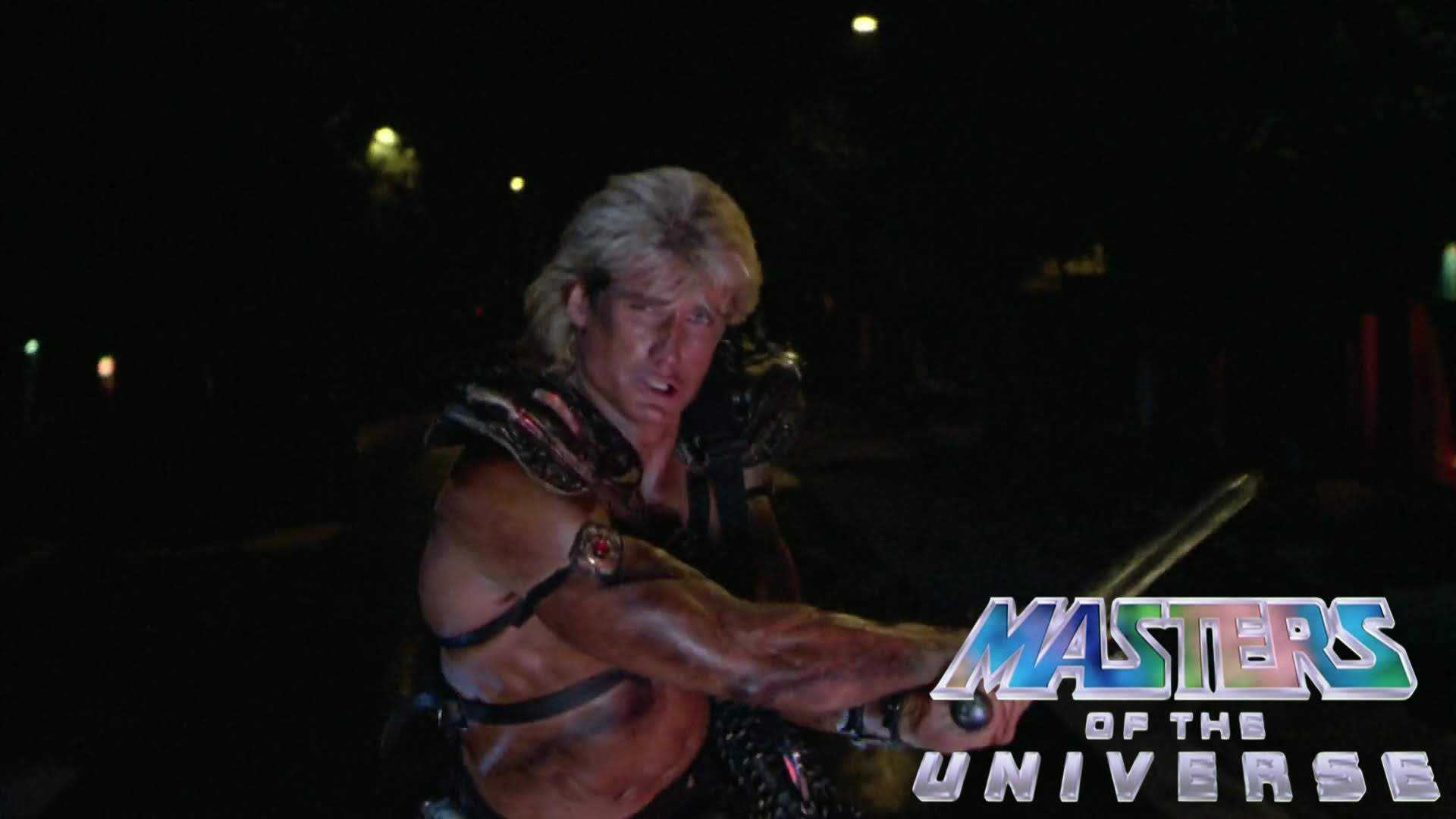 Dolph Lundgren in Masters of the Universe (1987)