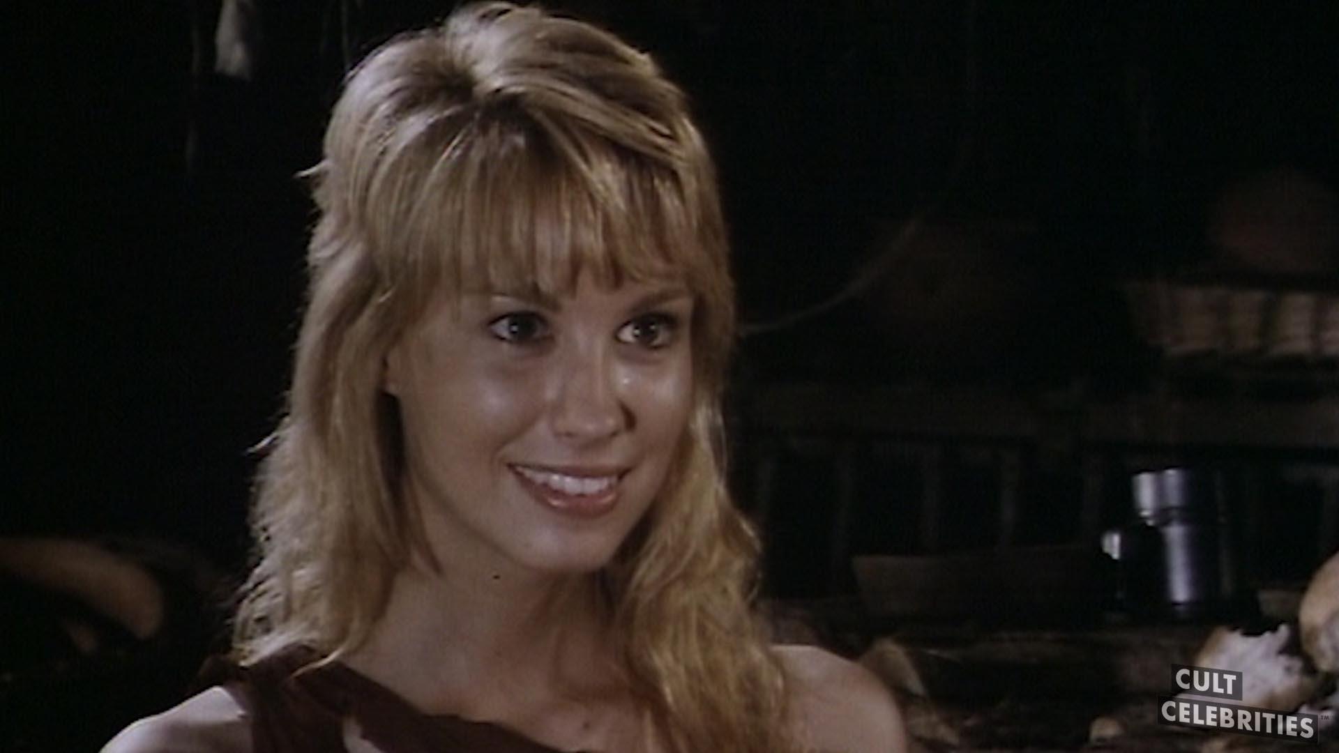 Monique Gabrielle in Deathstalker 2