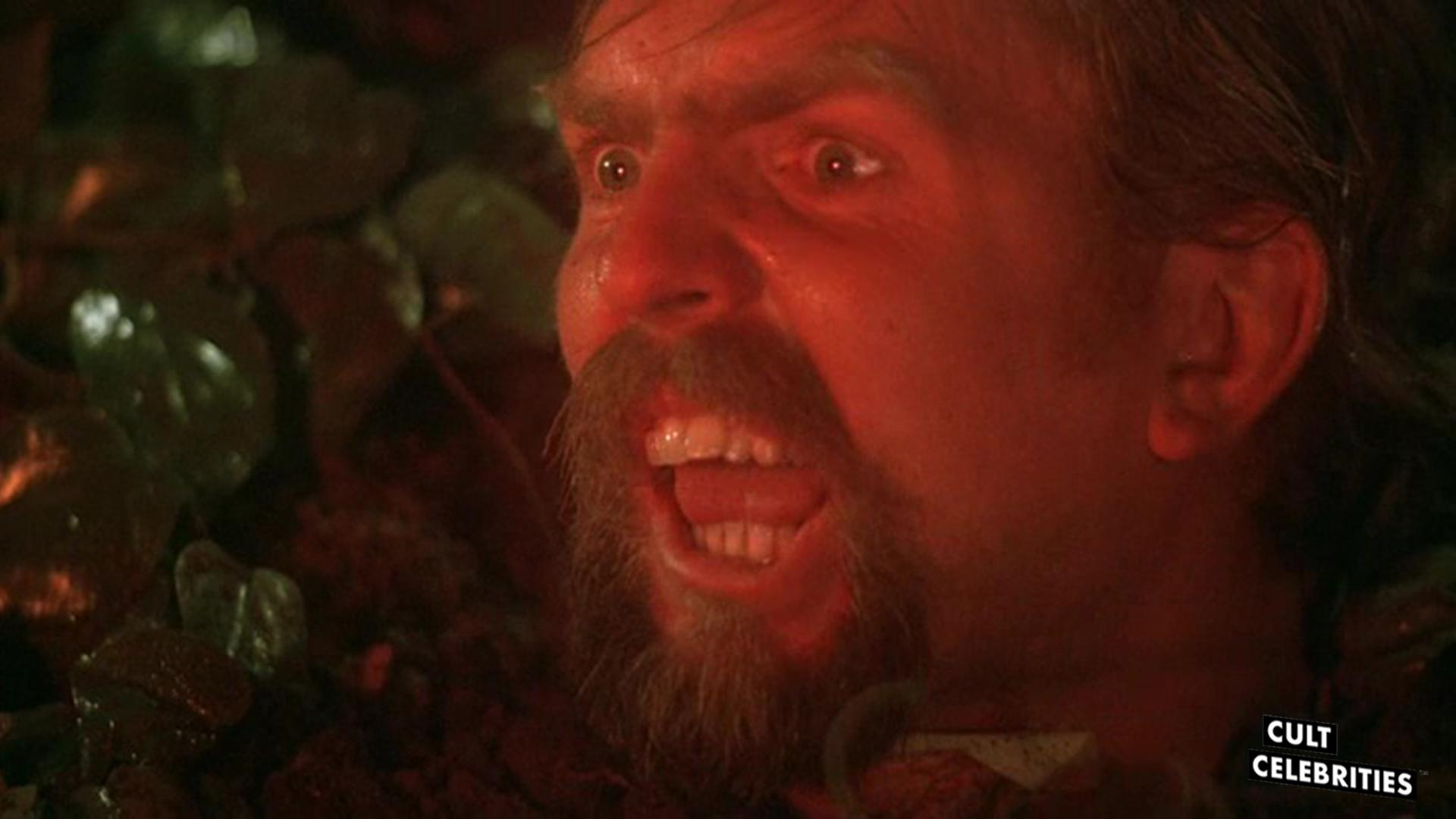 John Ratzenberger in Motel Hell (1980)