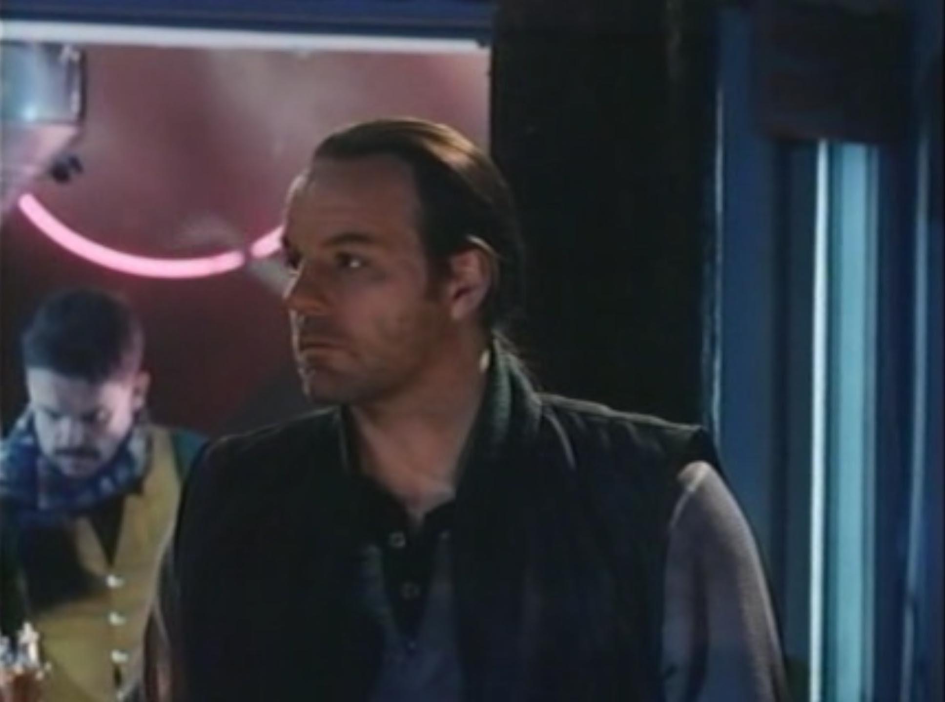 Michael Ironside in Neon City (1991)