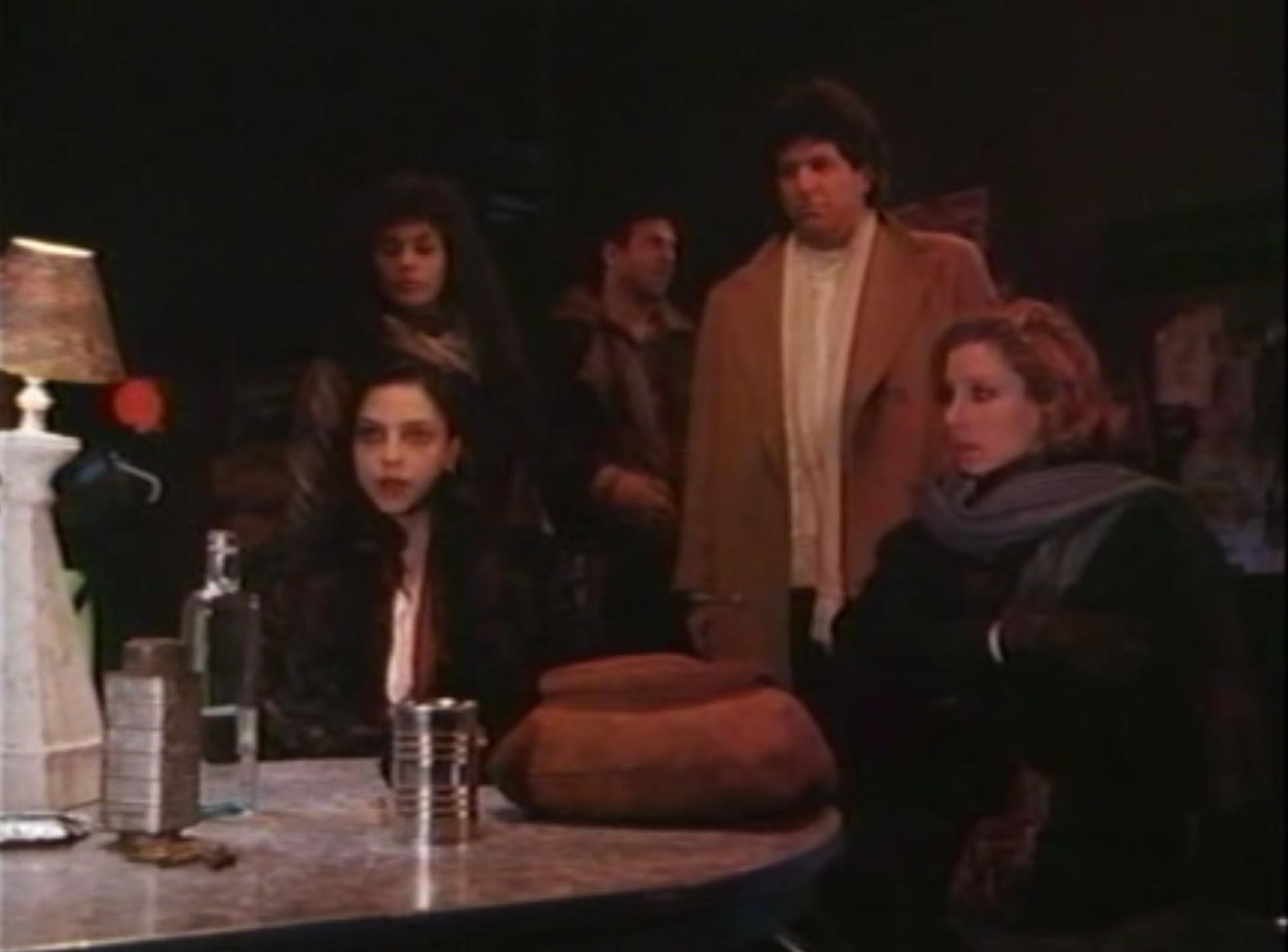 Juliet Landau in Neon City (1991)