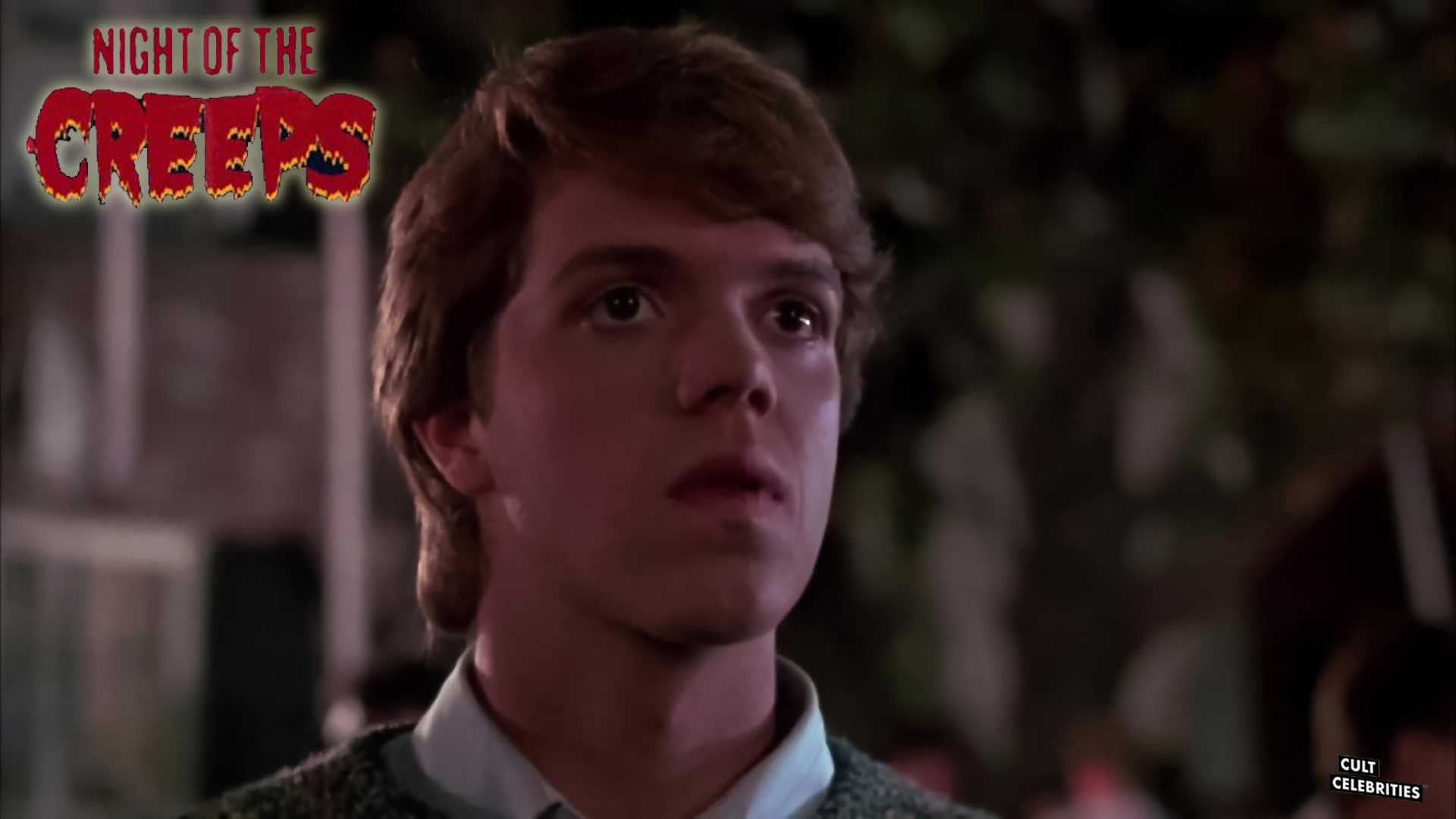 Jason Lively in Night of the Creeps (1986)