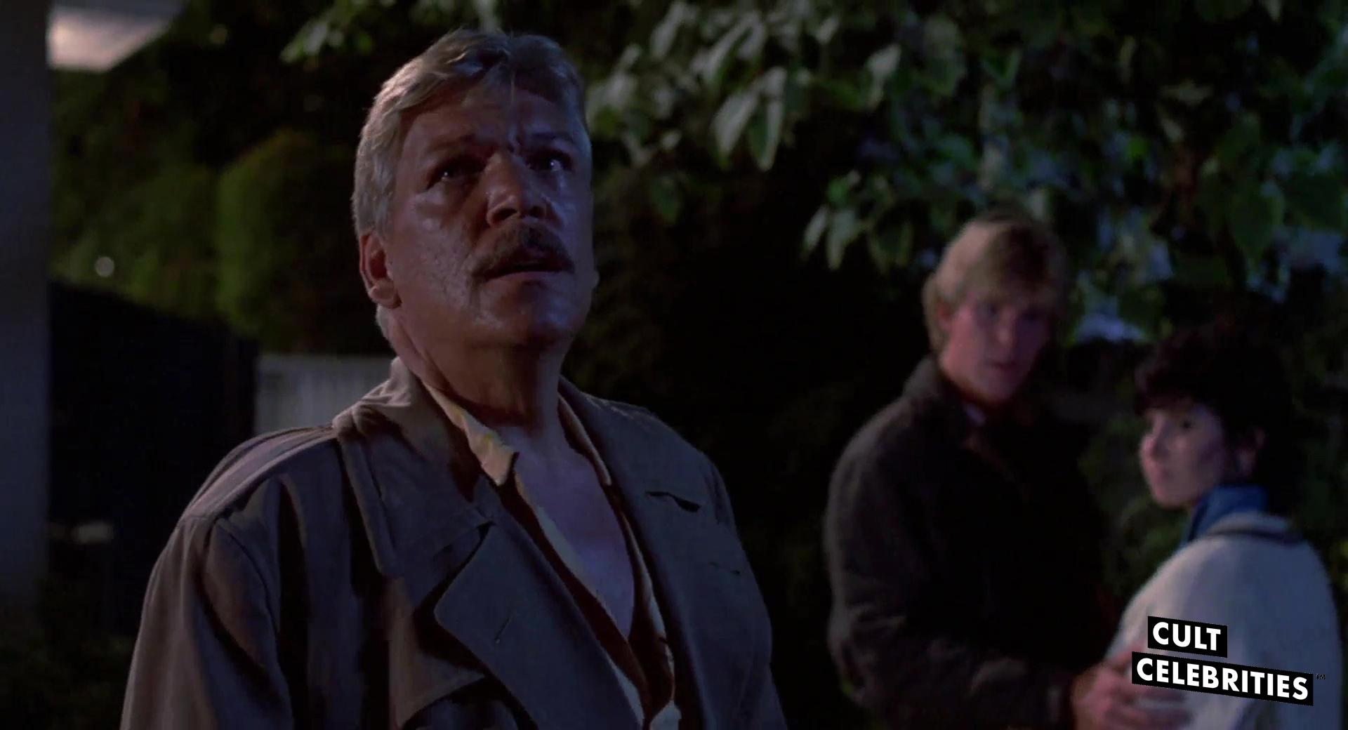 Tom Atkins in Night of the Creeps (1986)