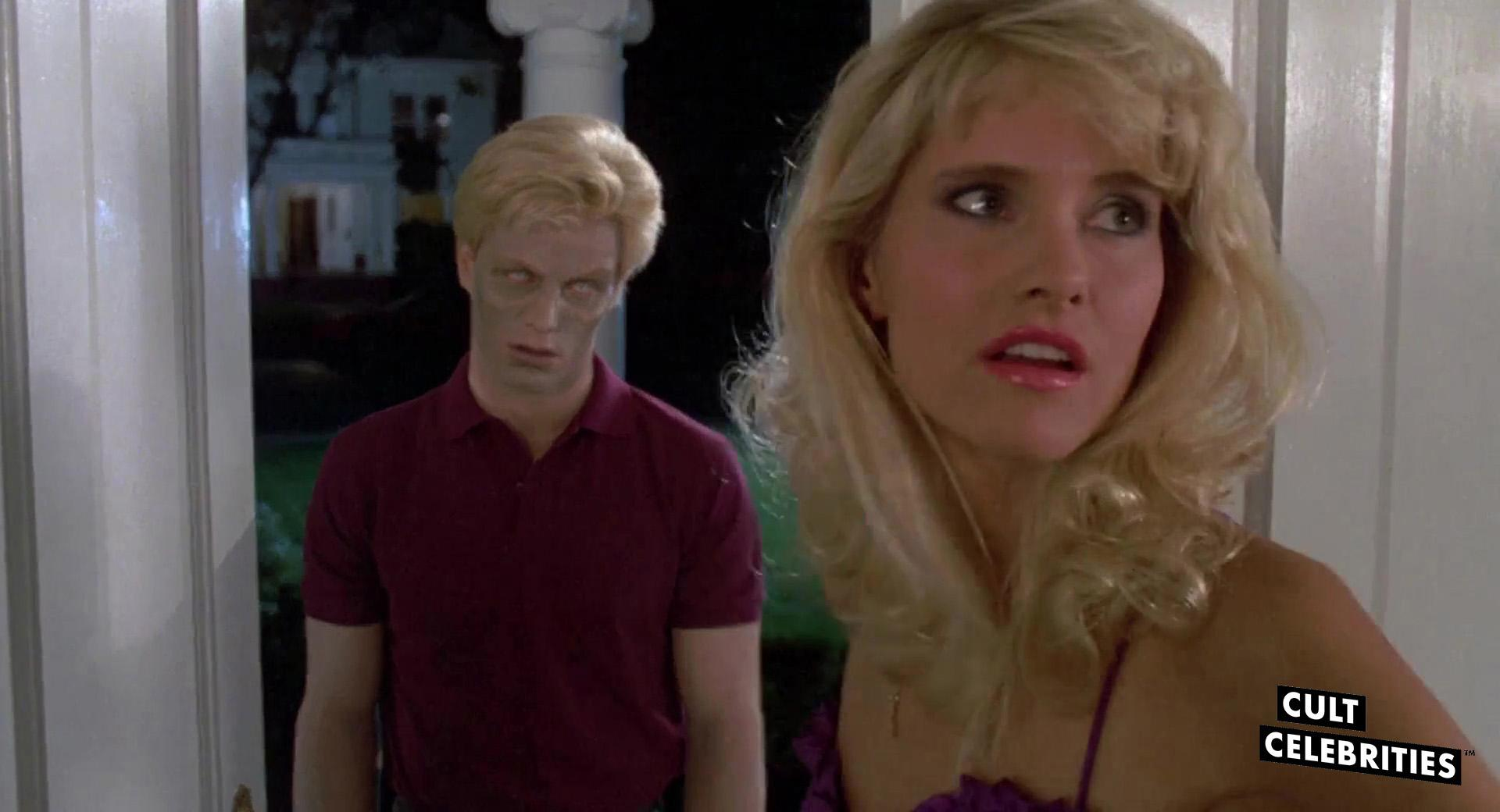 Suzanne Snyder in Night of the Creeps (1986)