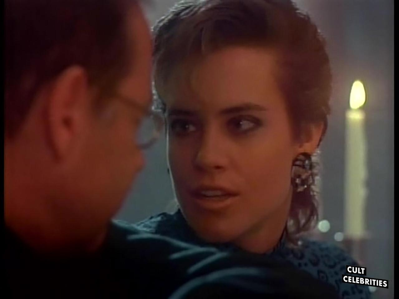 Catherine Mary Stewart in Nightflyers (1987)