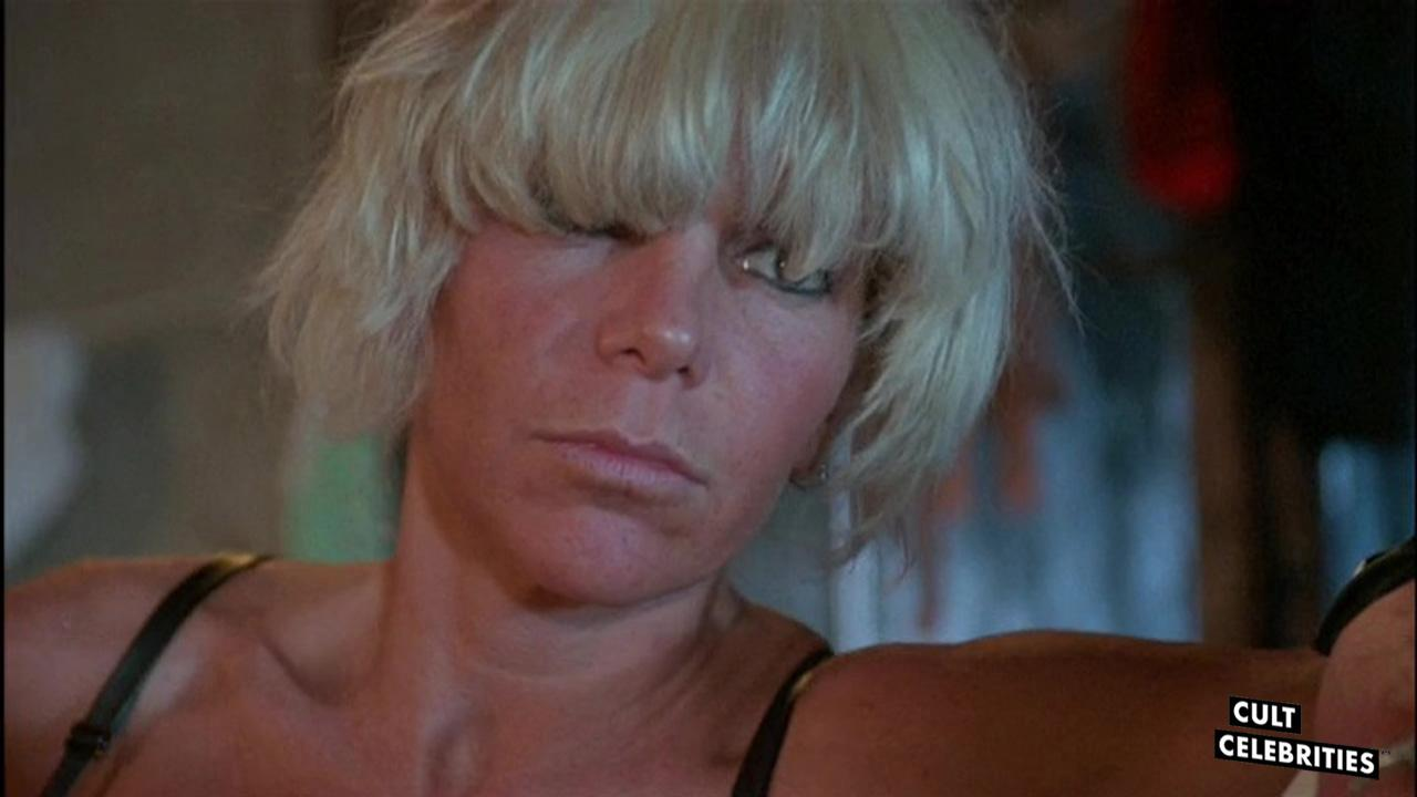 Wendy O. Williams in Reform School Girls (1986)