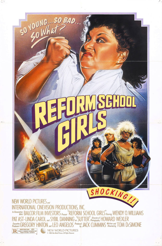 Reform School Girls (1986)