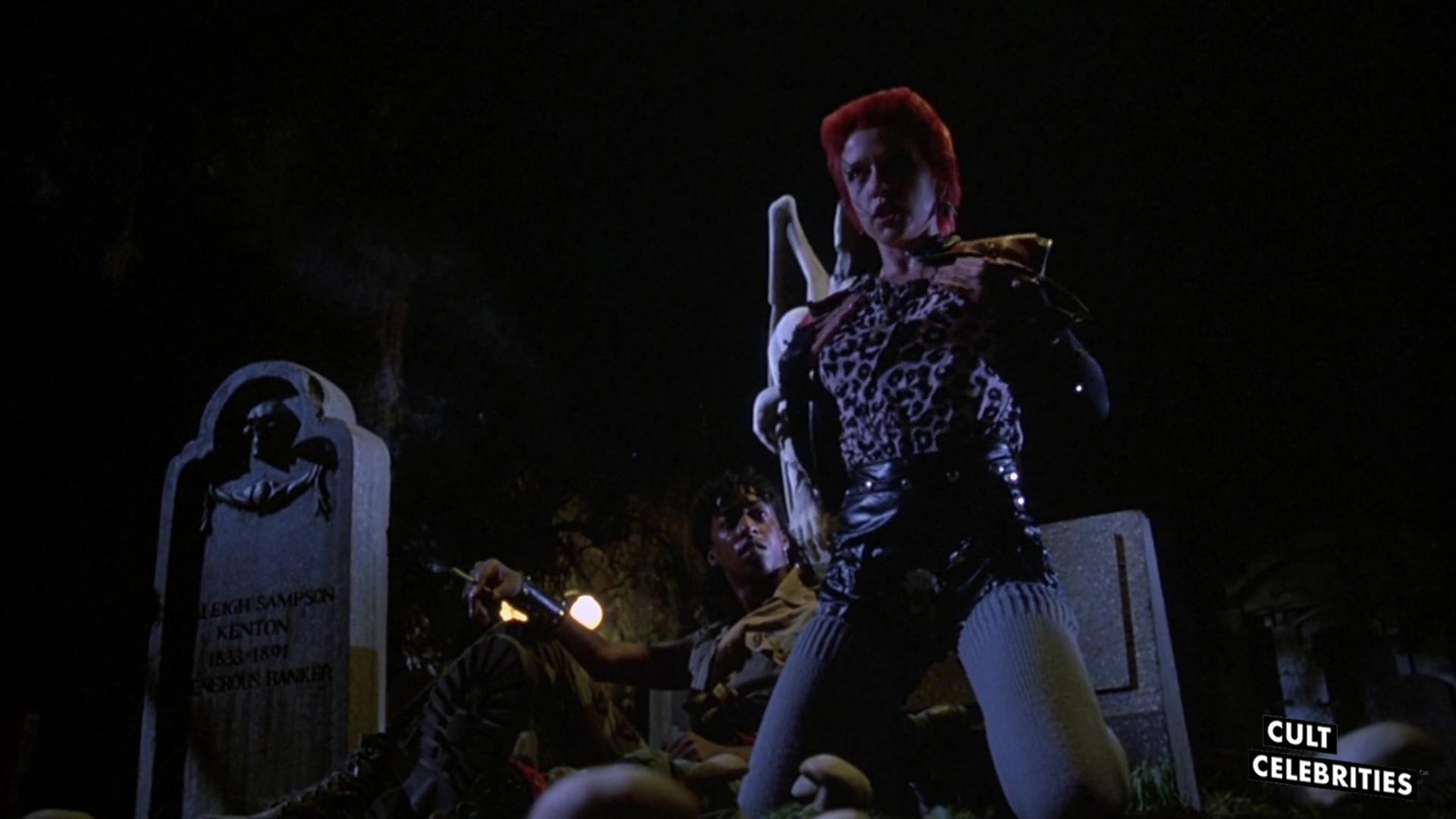 Linnea Quigley in Return of the Living Dead (1985)