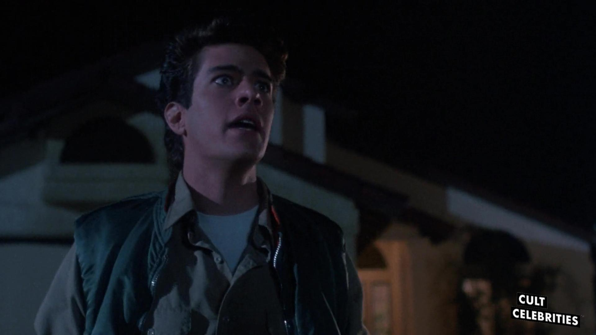 Dana Ashbrook in Return of the Living Dead II (1988)