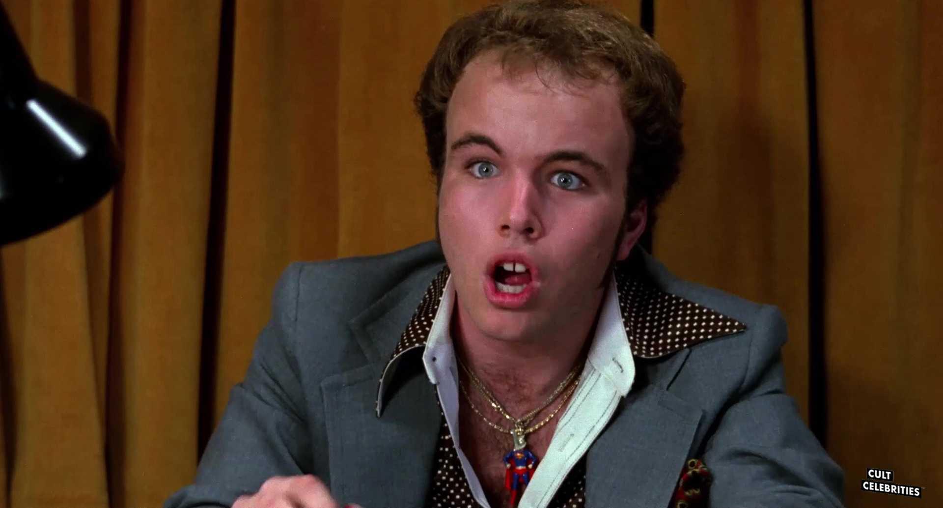 Clint Howard in Rock 'N' Roll High School (1979)