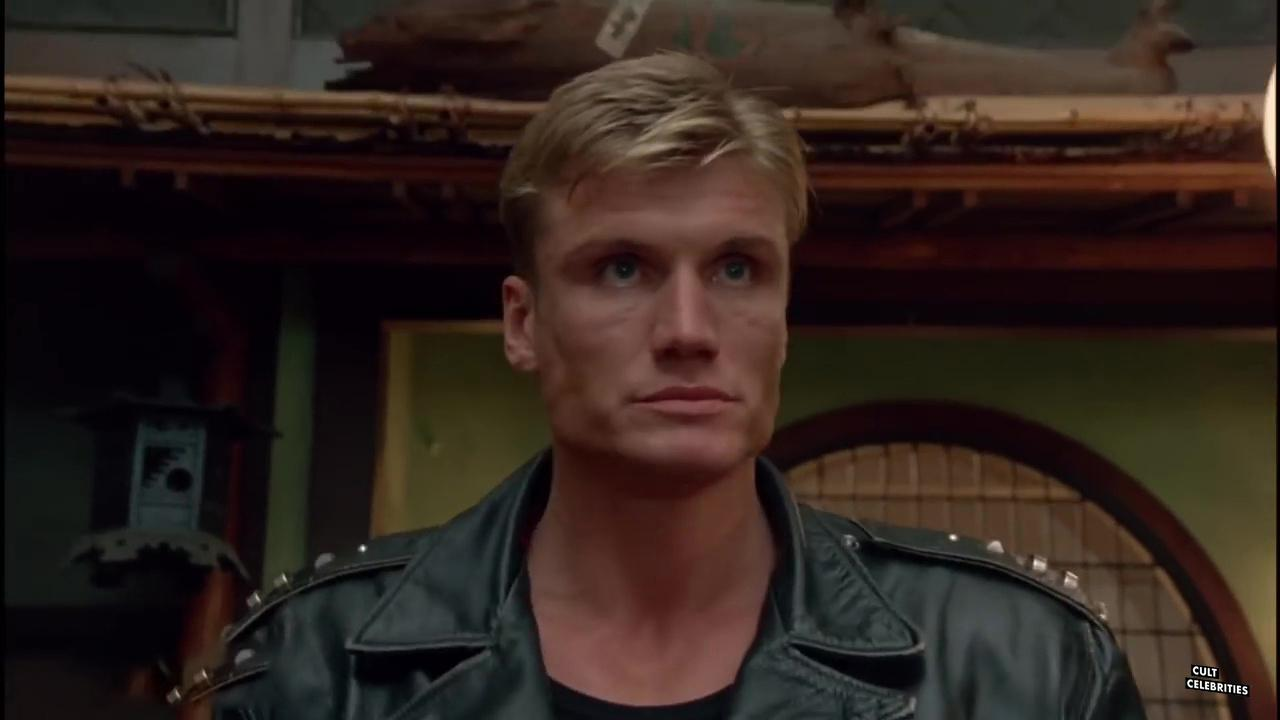 Dolph Lungren in Showdown in Little Tokyo (1991)