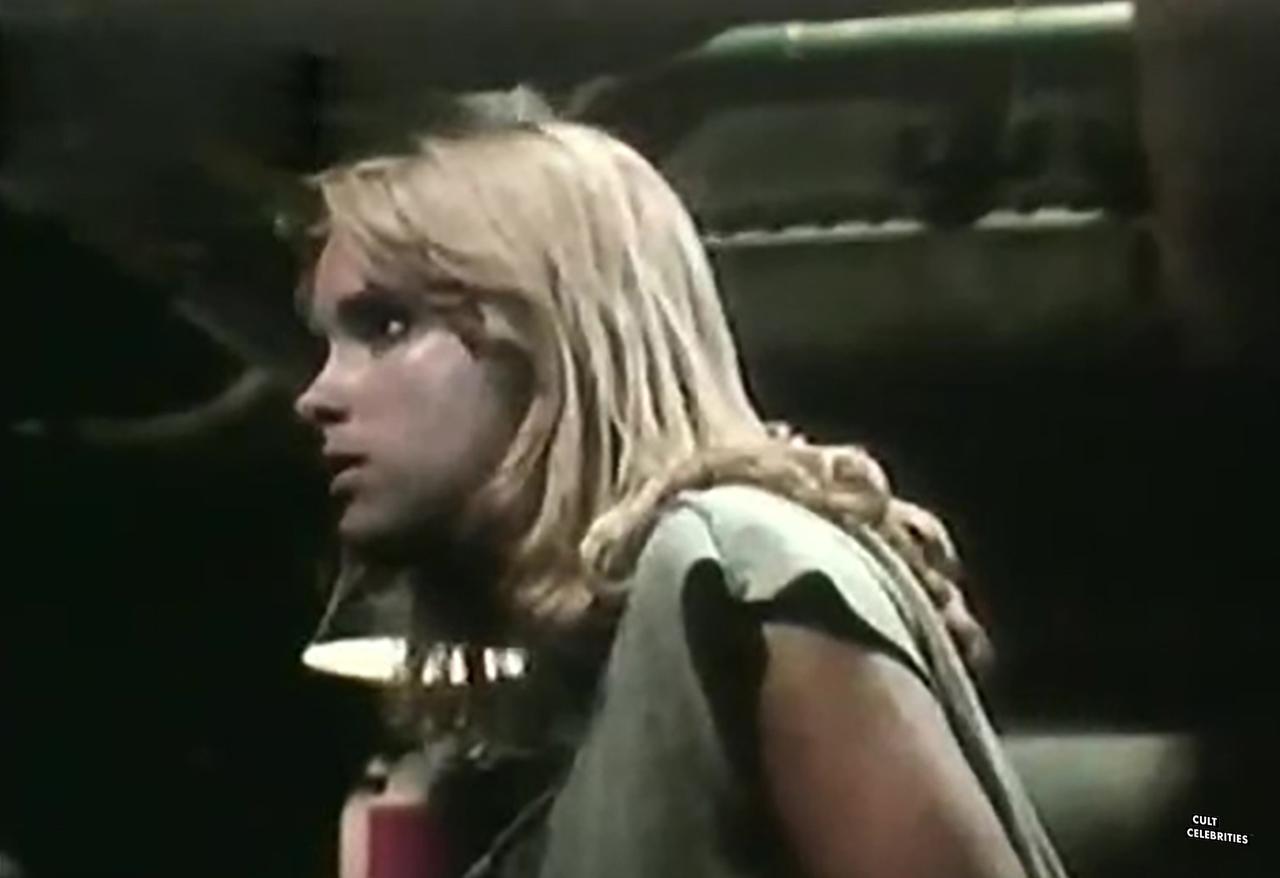Elizabeth Kaitan in Silent Madness (1984)