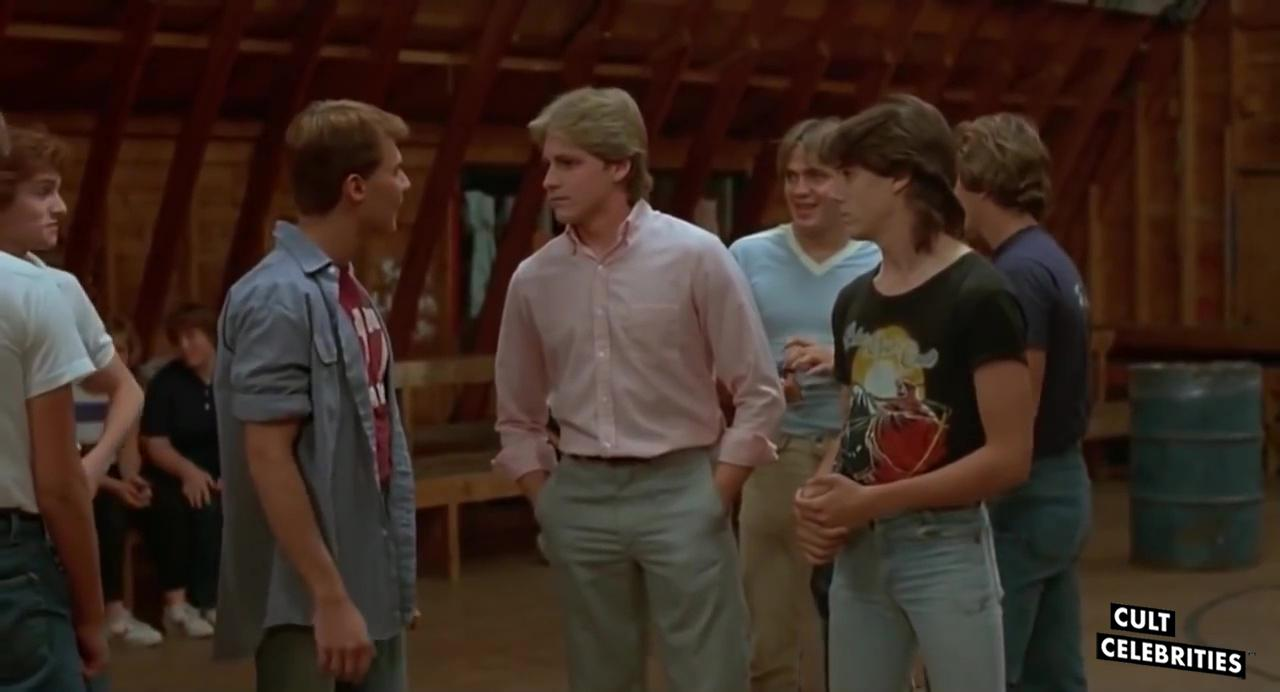Loris Diran, John E. Dunn and Thomas E. van Dell in Sleepaway Camp (1983)